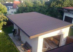 Обзор материалов для покрытия крыши гаража