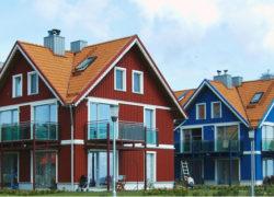 Конструкция многощипцовой крыши