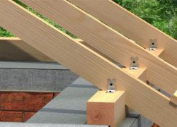 Конструкция и устройство стропильной системы крыш