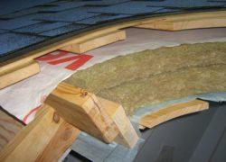 Материалы для утепления крыши изнутри