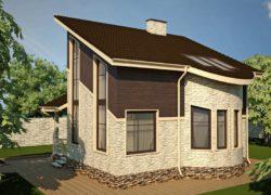 Строим односкатную крышу для дома самостоятельно
