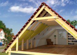 Рекомендации по утеплению мансардной крыши