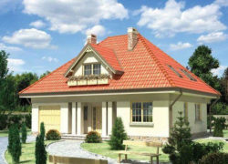 Особенности устройства четырехскатных крыш