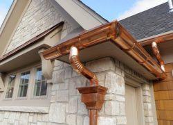 Виды и установка отливов для крыши