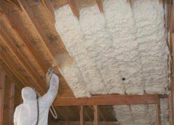 Технология утепления крыши пенополиуретаном