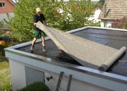 Важность качественной гидроизоляции крыши гаража