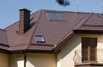 Выбор металлочерепицы для крыши