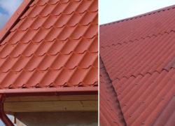 Сравнение материалов: ондулин и металлочерепица — что лучше выбрать?