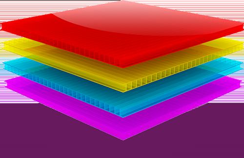 Сотовая разновидность поликарбоната