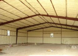 Как правильно утеплить крышу гаража?